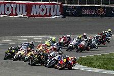 MotoGP - Neuer Rennkalender: Austin ist drin