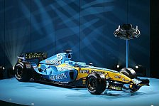 Formel 1 - Renault R25: Evolution mit revolutionären Details