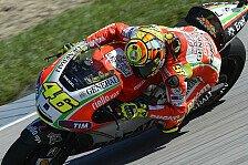 MotoGP - Rossi nach Brünn-Freitag optimistisch