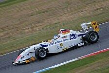 ADAC Formel Masters - Pole Positions für Grapp und Visser in der Lausitz