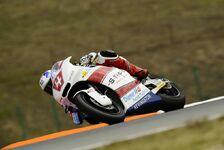 Moto2 - Krummenacher mit gutem Auftakt