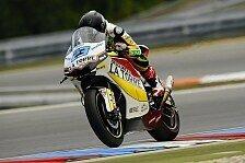 Moto2 - Schrötter starker Achter