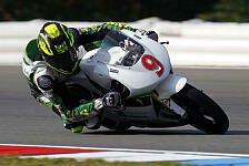 Moto3 - Insolvenz der Motorenwerke Zschopau