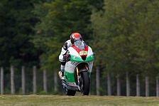 Moto2 - Di Meglio beschert MZ Erfolgserlebnis