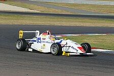 ADAC Formel Masters - Grapp feiert in der Lausitz ersten Sieg