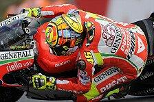 MotoGP - Rossi will wieder Spaß haben