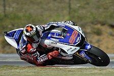 MotoGP - Lorenzo mit Streckenrekord zu Brünn-Pole