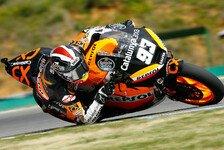 Moto2 - Marquez gewinnt Moto2-Rennen in Brünn