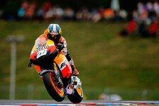 MotoGP - Pedrosa ringt in Brünn Lorenzo nieder