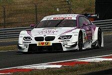 DTM - BMW mit WTCC-Erfahrung nach Oschersleben