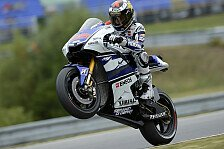 MotoGP - Lorenzo arbeitet weiter am neuen Prototypen