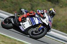 MotoGP - Lorenzo in Aragon Schnellster