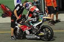 Moto3 - Wieder Pech für das Racing Team Germany