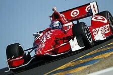 IndyCar - Ganassi: Eine frustrierende Sekunde
