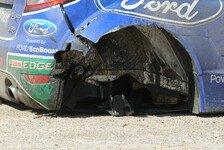 WRC - Solberg: Es war mein Fehler