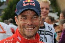 WRC - Sebastien Loeb zurück in der WRC
