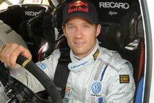 WRC - Ogier sieht sich nicht in Favoritenrolle