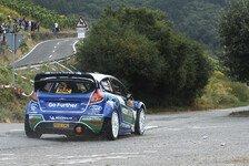 WRC - Loeb trotz Problemen weiterhin in Front