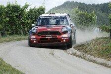 WRC - Sordo beim Shakedown der Schnellste