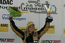 ADAC Formel Masters - Visser mit Start/Ziel-Sieg