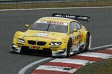 DTM - Werner freut sich über bestes Ergebnis