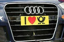 DTM - Audi lässt Nachwuchsfahrer ans Steuer