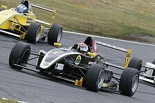 ADAC Formel Masters - Schmidt gewinnt Abschlussrennen