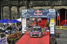 WRC - WRC: Kalender für 2013 steht