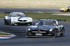 ADAC GT Masters - Kfzteile24 Racing Team in bestechender Form