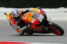 MotoGP - Pedrosa: Guter Start ist wichtig