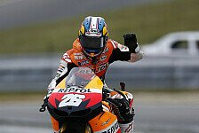MotoGP - Pedrosa erobert die Pole vor Lorenzo