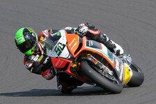 Superbike - Laverty holt ersten Aprilia-Sieg