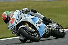 MotoGP - Petrucci jetzt auf Suter-BMW
