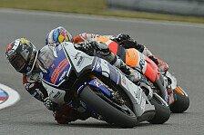 MotoGP - Lorenzo plant Ausbau des WM-Vorsprungs