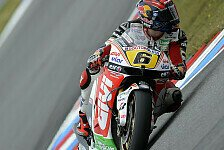 MotoGP - Bradl: Habe am Schluss getrödelt