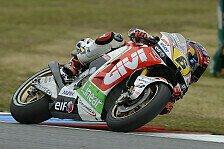 MotoGP - Bradl: Ein produktiver Tag