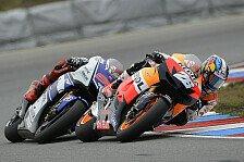 MotoGP - Lorenzo will sich auf der Bremse steigern