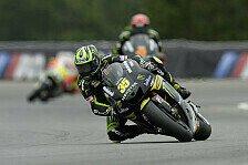 MotoGP - Tech3 mit ruhigem Tag