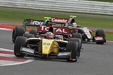 WS by Renault - Bilder: Großbritannien - 10. & 11. Lauf