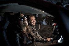 Formel 1 - Videos - Vettel als Chauffeur im Musikvideo