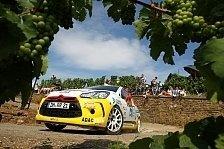 DRM - 60 Teams starten bei 42. ADAC Saarland Rallye