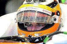 Formel 1 - Hülkenberg: Chance auf Crash immer gegeben