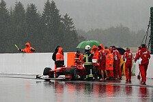 Formel 1 - Noch keine Erklärung für Massas Motorschaden