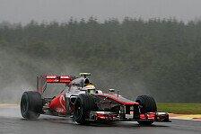 Formel 1 - Hamilton: Endlich wieder racen