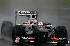 Formel 1 - Sauber-Piloten konnten im Training nichts lernen