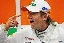 Formel 1 - Hülkenberg: Bereit für ein Top-Team?