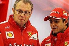 Formel 1 - Ferrari: Keine Fahrerbekanntgabe in Monza