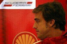 Formel 1 - Platz sechs war für Alonso das Maximum
