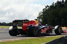 Formel 1 - Webber: Nicht schnell genug für die Spitze