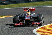 Formel 1 - McLaren: Schreibt Hamilton nicht ab